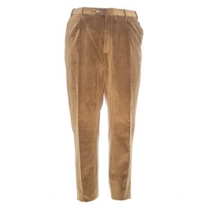 Pantalone velluta a coste 400 righe