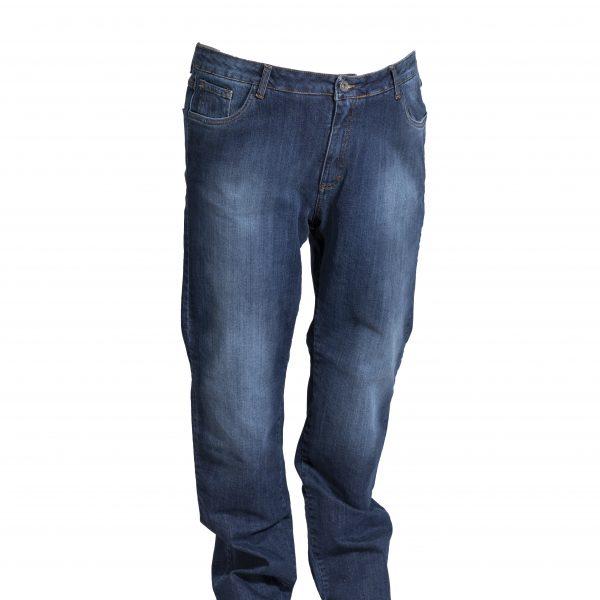 Jeans denim elasticizzato