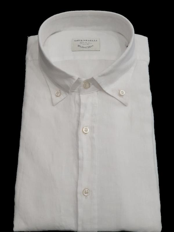 Camicia puro lino