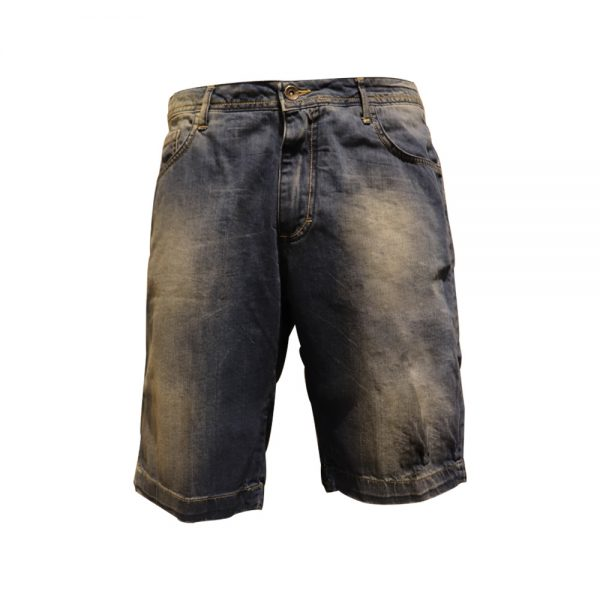 Bermuda in tela jeans